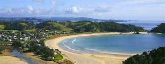 Beachstay Matapouri: Matapouri Bay