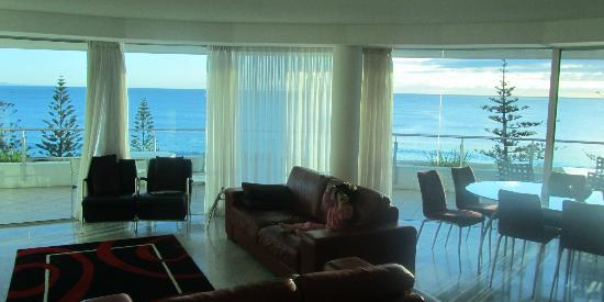 Mantra Sirocco: View from living and dining area