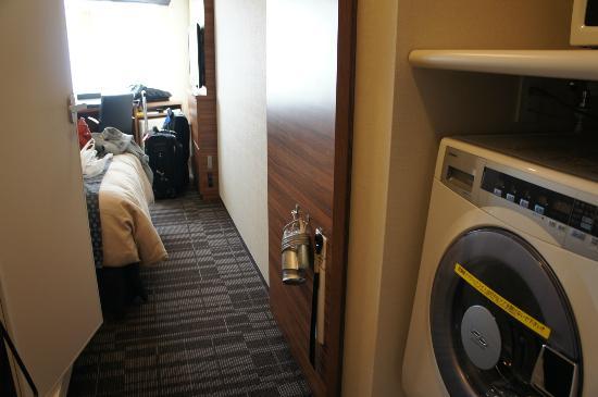 Tokyu Stay Nishishinjuku: Another type of room has IH stove