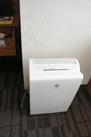 Tokyu Stay Nishishinjuku: Air purifier