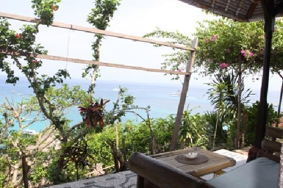 KIMA Surfari : View from the Room in Lembongan