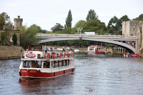 City Cruises York: YorkBoat Sightseeing Trips