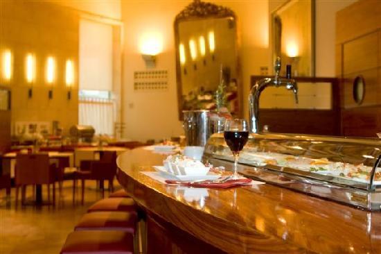 Palacio de Tudemir Boutique Hotel: Café Bistro