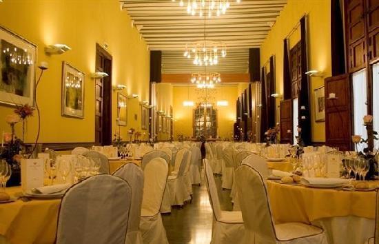 Palacio de Tudemir Boutique Hotel: Salones de Banquetes