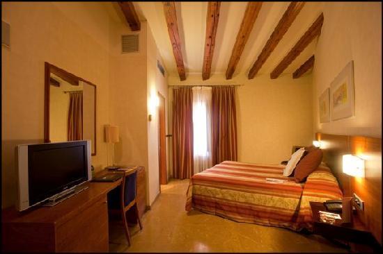 Palacio de Tudemir Boutique Hotel : Habitación standard