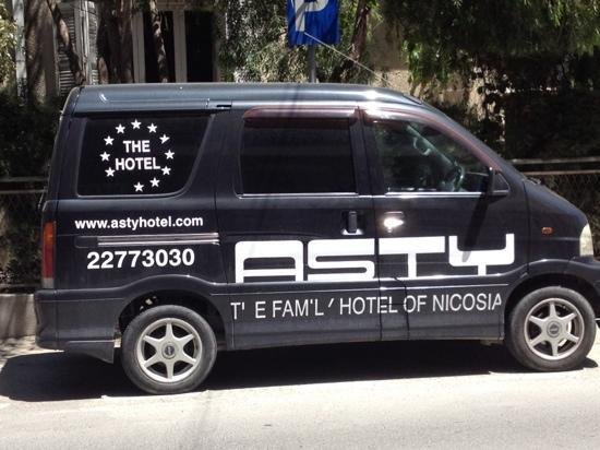 Asty Hotel: great service