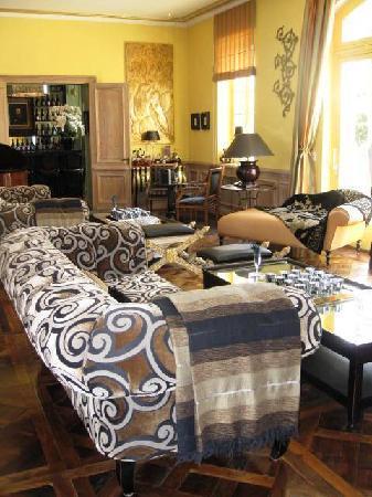 Le Beaumanoir : Stunning lounge