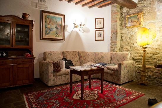 Residence Il Casale: Il soggiorno