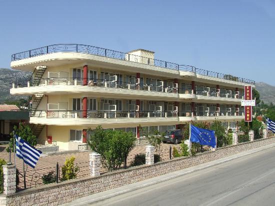Μαραθώνας, Ελλάδα: Euro Hotel