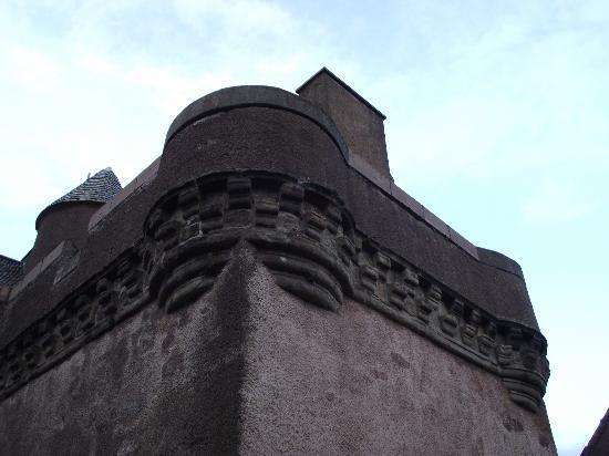 Castle Levan Bed and Breakfast: Battlement