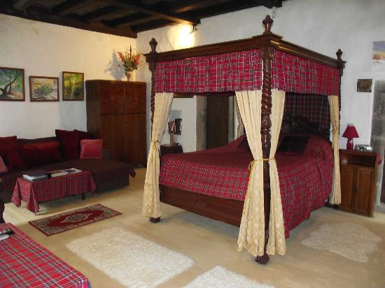 Castle Levan Bed and Breakfast: Guest room
