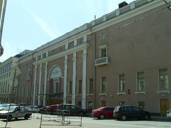 The Moscow Academic Musical Theatre of Stanislavskiy and Nemirovich-Danchenko : Stanislavsky Theatre.