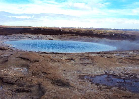 Golden Circle Route: The Great Geysir