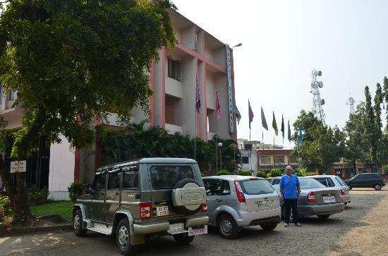 Hotel Saramati: A View of the Hotel