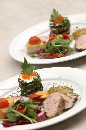 Ringhotel Mönch's Waldhotel: Delicious food