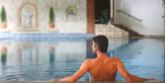 Ringhotel Mönch's Waldhotel: Pool area (pool 14x8m)