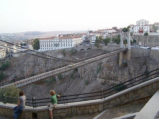 Argélia: Constantine,Algérie