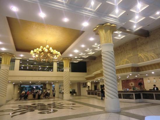 Guilin Royal Garden Hotel: beautiful lobby