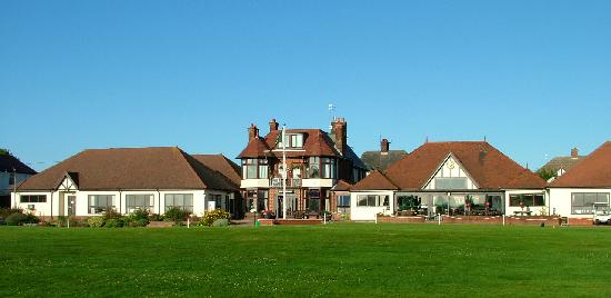 Gorleston-on-Sea, UK: Gorleston Golf Club Clubhouse