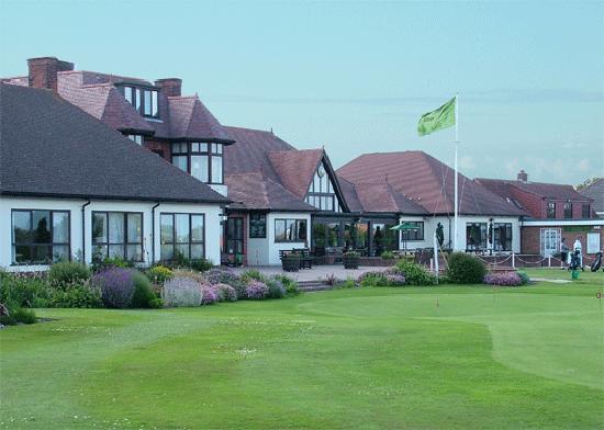 Gorleston Golf Club Clubhouse