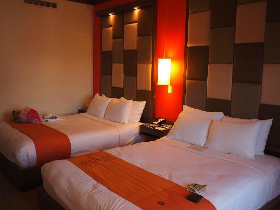 Outrigger Guam Resort: オーシャンビューのツインルーム