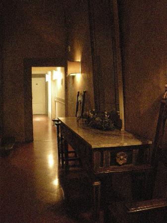 Hotel Loggiato dei Serviti : Espaces communs
