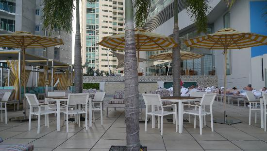 Trump International Hotel & Tower Panama: Poolbereich
