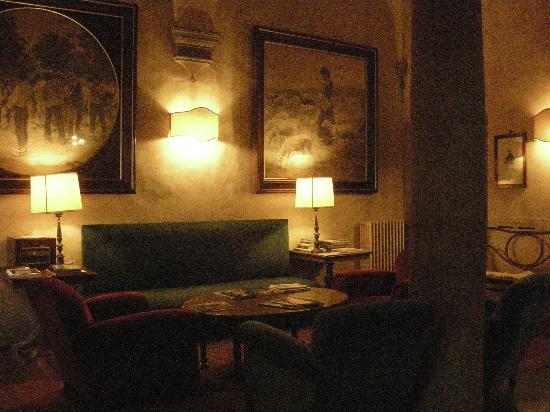 Hotel Loggiato dei Serviti : Bar