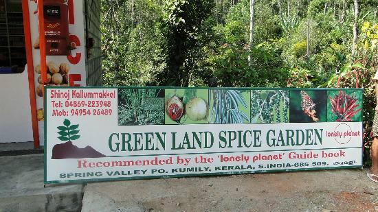 Spice Village: Visit to Spice Garden