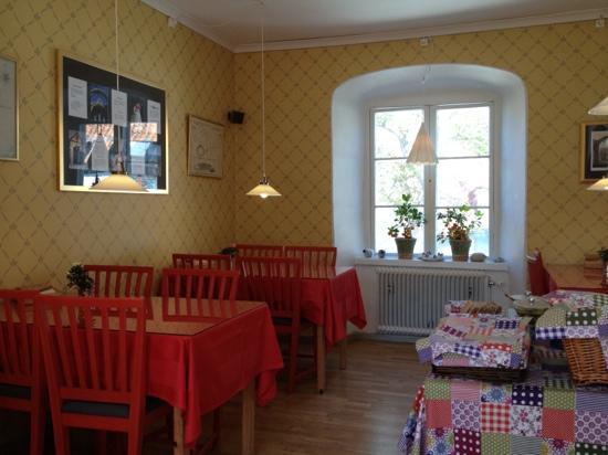 Hotel St. Clemens: breakfast area