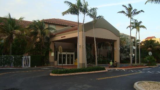 Sleep Inn Ft. Lauderdale International Airport: Sleep Inn Dania Beach