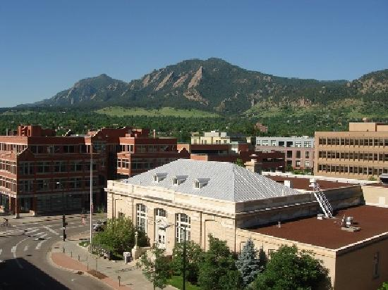 ‪‪Boulder‬, ‪Colorado‬: Downtown Boulder.‬