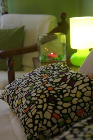 Waterlily Hotel: Nature Suite Bedroom Detail