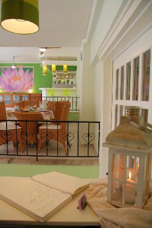 Waterlily Hotel: Reception, Breakfast Room, Bar