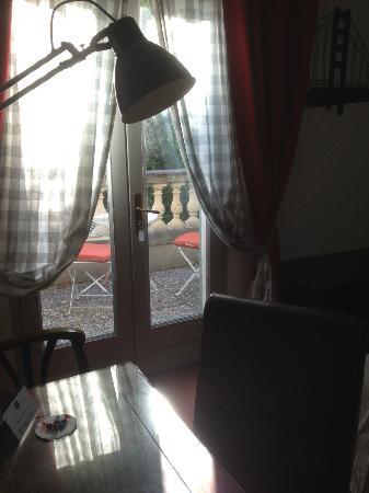 Best Western L'Orangerie: Chambre double supérieure avec balcon