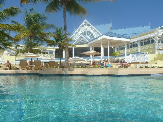 Magdalena Grand Beach & Golf Resort: Hotel