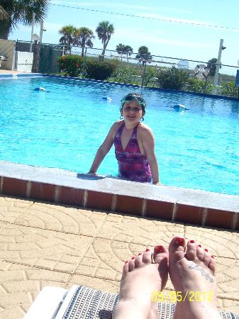 Arvilla Resort Motel Treasure Island: The kids Loved the Pool.
