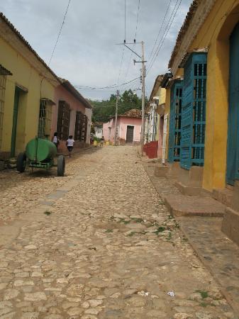 Casa Amigos del Mundo: Casa street view