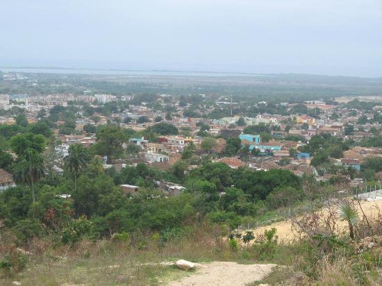 Casa Amigos del Mundo: View of Trinidad