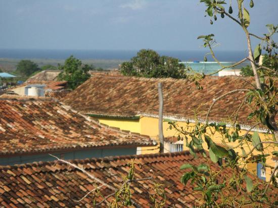 Casa Amigos del Mundo: View from the terrace