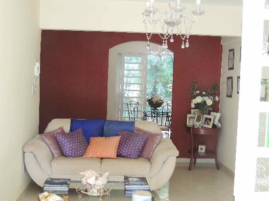 Marica B&B : the living room