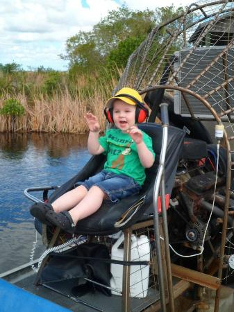 Capt Mitch's - Everglades Private Airboat Tours: .