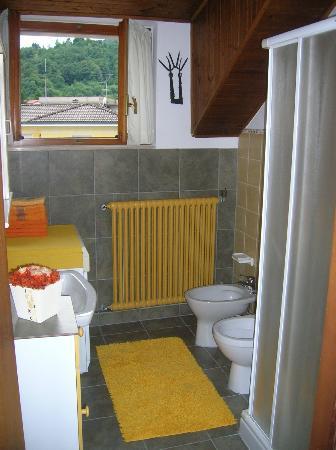 B&B IA : Il bagno.