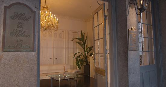 Hotel St. Helene: Lobby Area