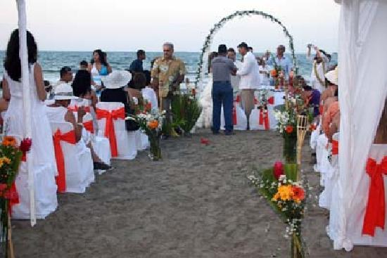 Posada  Spa Tortuga Bay TORTUGABAY _Boda en Playa Tortuga