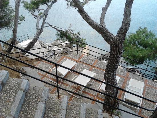 Es Moli Hotel: Muleta Cove