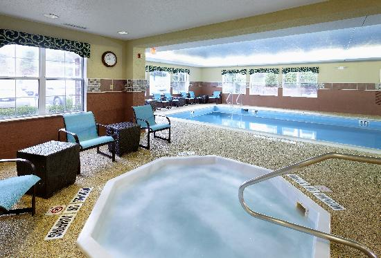 Residence Inn State College: Inside Pool