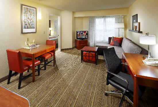 Residence Inn State College: One Bedroom Suite