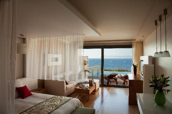Elite Suites by Amathus Beach: Elite Suites Indoors