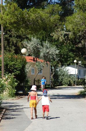 Camping Port Pothuau : Calme et familial